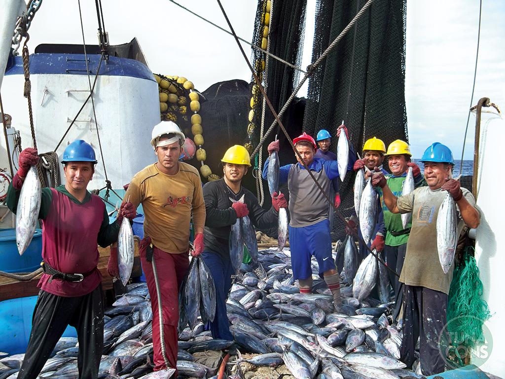 Atún Ecuador Tunacons