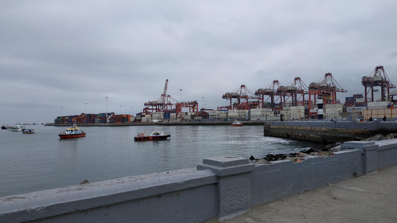 La seguridad del tráfico se mejorará con la instalación del VTS de Wärtsilä en el concurrido puerto peruano de Callao.