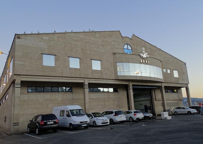 Sede de Arvi en Vigo.