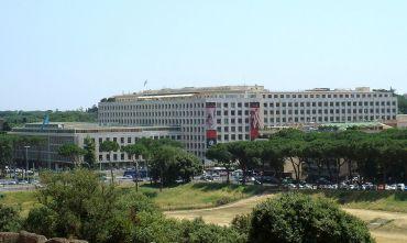 Sede de la FAO en Roma.
