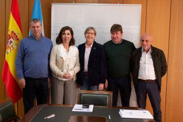Convenio Xunta de Galicia y Cofradías.