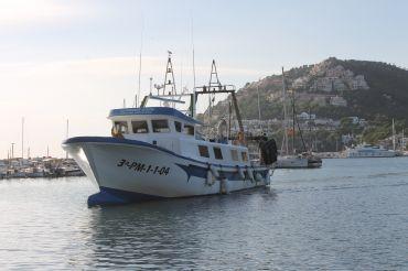 Mediterráneo Arrastre Baleares