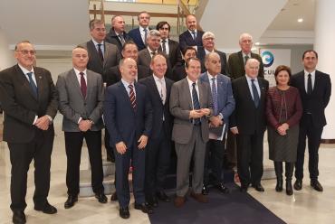 Reunión del Comité Ejecutivo de Navalia 2020.