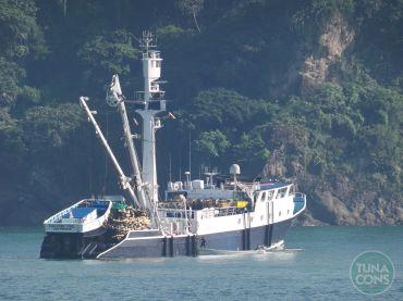 Flota Atunera de Ecuador.