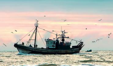 Buque pesquero de Estados Unidos