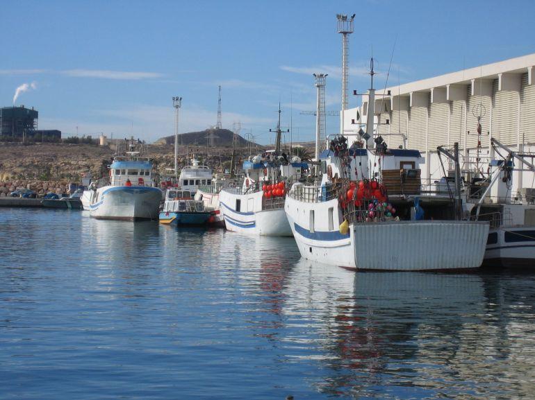 Flota palangrera Andalucía