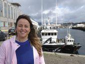 María Caldeiro, gerente de Fundamar.