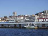 Lonja del Puerto de Vigo.
