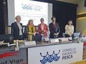 Consello Galego de Pesca en Vigo.