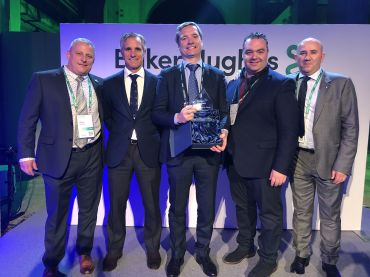 """Sintemar recibe el premio """"Growth Synergy Best Channel"""" ."""