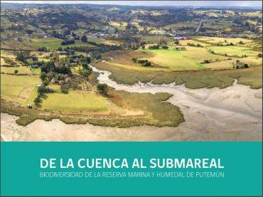 Portada del libro del IFOP sobre la biodiversidad en Putemún.