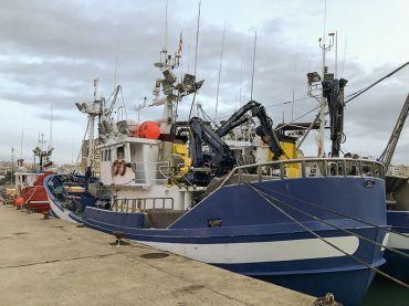 Buque de la flota de Cantabria.